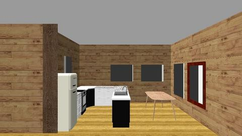 Anvil U Kitchen - by lbates13