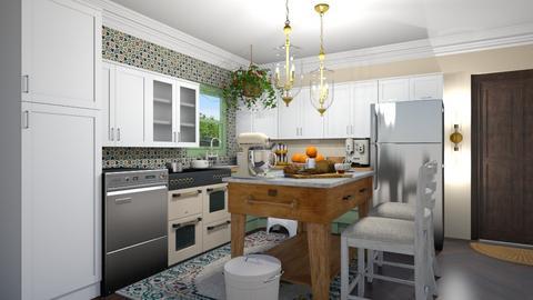 kitchen - Kitchen  - by meredithcrummey