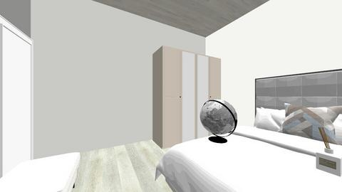 ip0ill - Bedroom  - by ip0ill