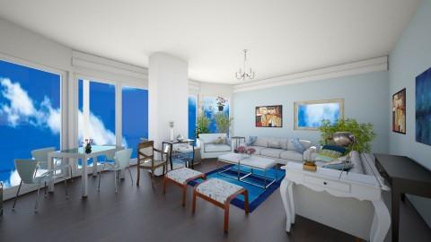 Living12b - Living room - by hala amroussy