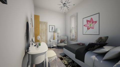 room - Vintage - Bedroom  - by garanza
