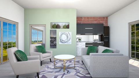 2021 Living Room - by Horse_Lover_Mel