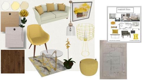 Living Room 1 - by Rashidk2003