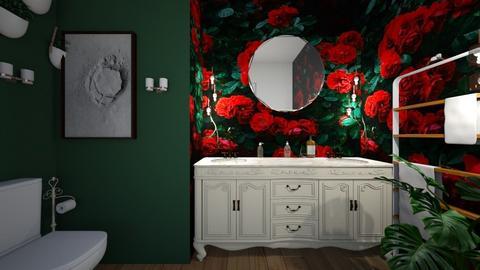 toilet - Bathroom - by diegobbf