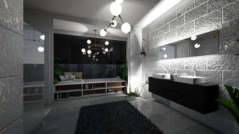 Modern Bathroom - Bathroom  - by Daively__1000