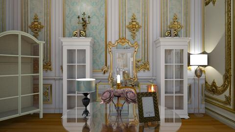 French Chateau Closet  - by fashiondesigner7