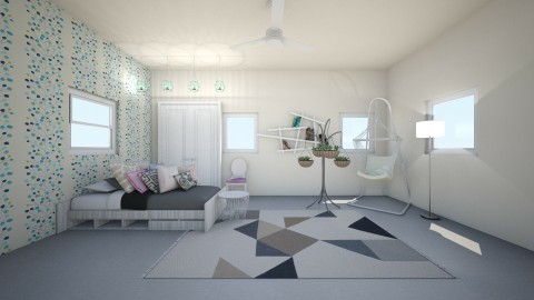 modern icon - Modern - Bedroom - by wildvioletkiss