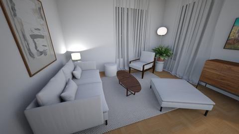 Living room rug chair sw - Living room  - by MarikaMV