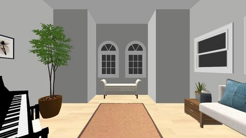 Color - Living room  - by crabyabbey