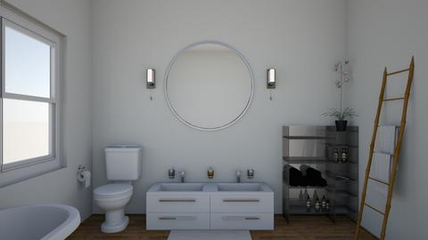 chic bathroom - Modern - Bathroom - by charlottefolk