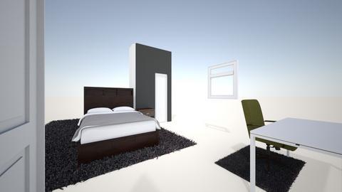 Bedroom - Modern - Bedroom  - by Genocoly