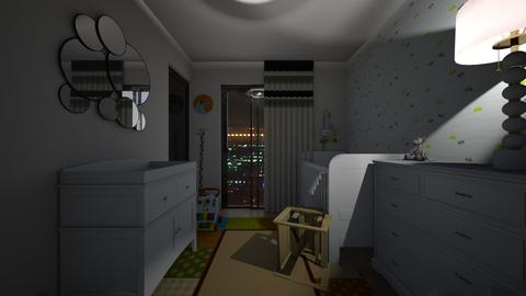 Design 27 BABYHM - Modern - Kids room - by M I C H E L L E