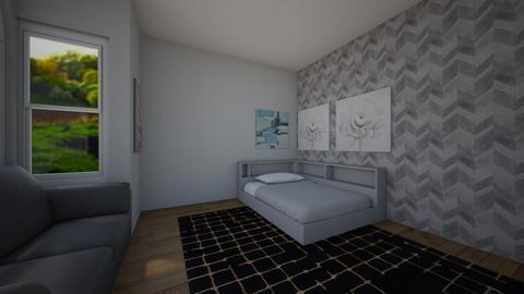 Modern Suite - Modern - Bedroom  - by Emoana3652
