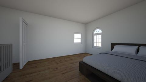 Master bedroom  - Bedroom  - by cjuhnke