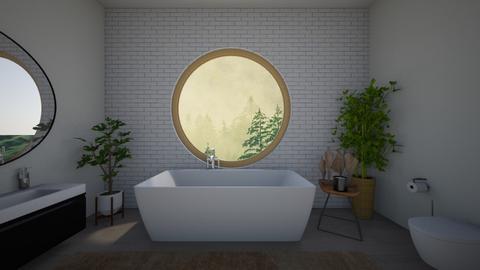 b a t h r o o m - Bathroom  - by 27aleger