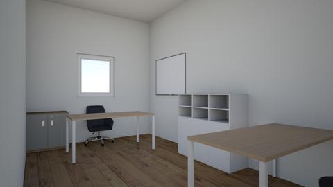 M - Office  - by satebebek