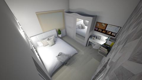 Small Bedroom 41 - by Khayla Simpson