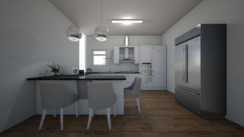 you2tvinspired - Kitchen  - by Architectdreams
