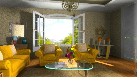 Comfortable living - Eclectic - by wiljun