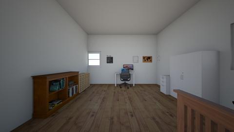 joyce side - Bedroom - by jshar223