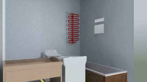 furdo1 - Retro - Bathroom  - by maaanci