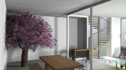 Patio - Modern - Garden  - by SirenaLambert