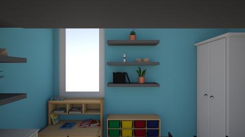 Hab 3 - Kids room - by yo1974