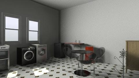 kitchen - Kitchen  - by tigerclaw2001