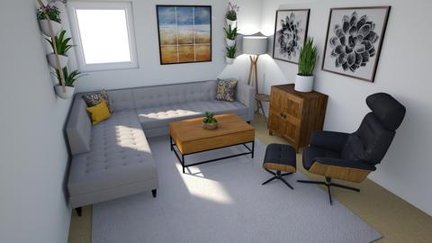 LS for Ivan - Living room  - by TheDutchDesigner