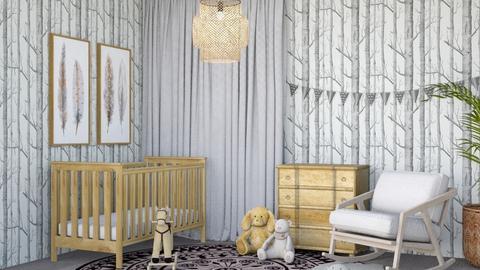 nursery1 - Kids room  - by ESTEEEE