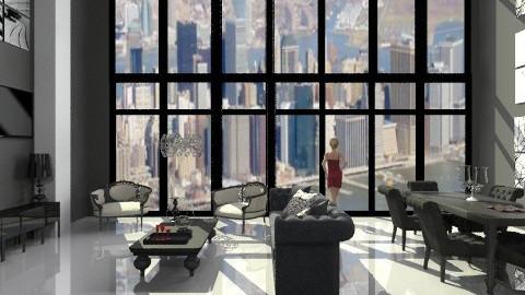 living room - Modern - Living room  - by ostwany_aboud