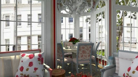Rose Room Alternative - Classic - Living room  - by Trimble Official