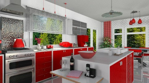 COPY FROM ANOTHER COPY - Modern - Kitchen - by Reported