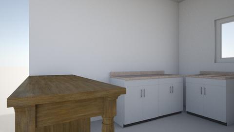 part1 kitchen - Kitchen  - by Michally13