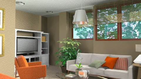 Hopelater Help3 - Eclectic - Living room  - by channing4
