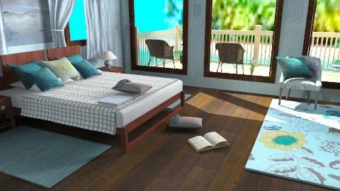 marino - Classic - Bedroom  - by ATELOIV87