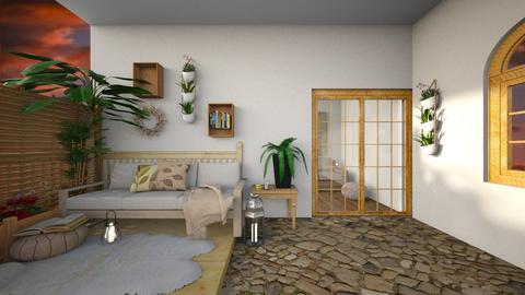 patio un matteio - Garden  - by 7087755443
