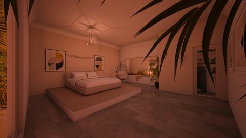 dream room - Bedroom  - by Arianna_10