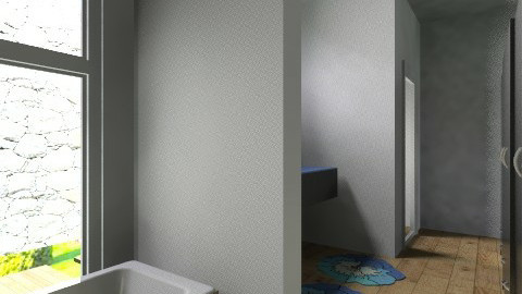 Tea in the Veranda  103 - Country - Bathroom - by domuseinterior
