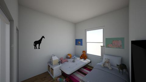 kids Room - Kids room  - by Jellibean