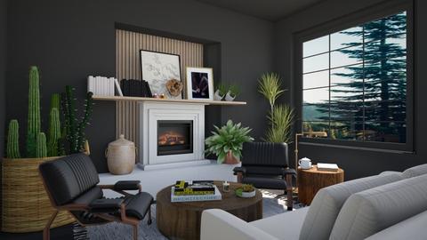 MTM LVR - Living room  - by diegobbf