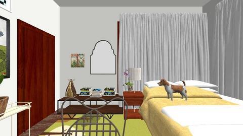 ook ok - Classic - Bedroom  - by bonkulus
