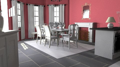 kitchen/dining - Classic - Kitchen  - by mywishlr