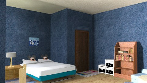 mArchitecture plan 4 - Modern - Bedroom - by myArchitecture
