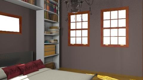Small House - Retro - by Giorgia Zangani