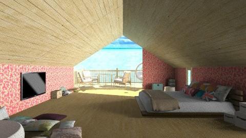 betroom beach - Rustic - by Natalia15