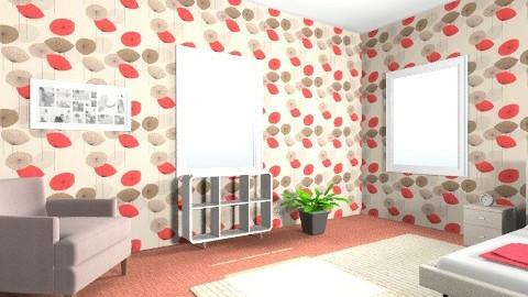 bazr  - Rustic - Bedroom  - by tidou