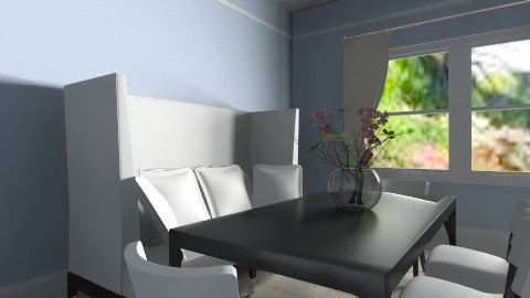 high back - Dining room - by bethcot