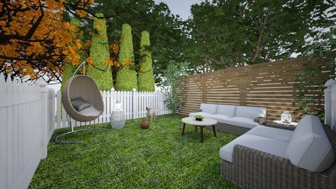 Quiet Garden - Classic - Garden  - by Hansitha Designs