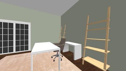 hils office - Office  - by Hayley Osborn
